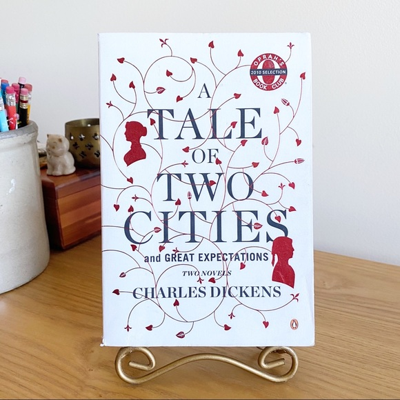 Penguin Books Other - A Tale of Two Cities & Great Expectations, Dickens